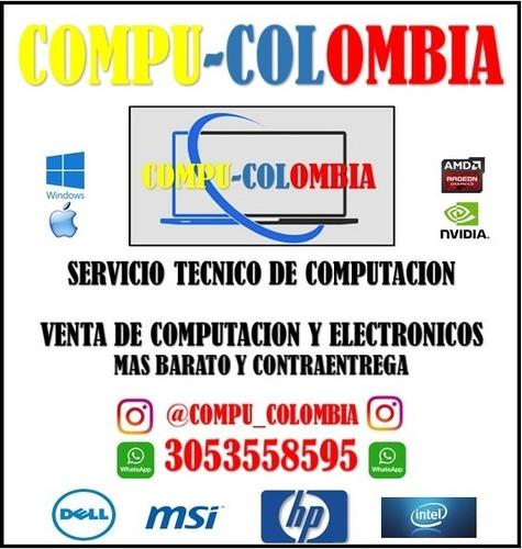 servicio técnico computación compu colombia usaquén  remoto