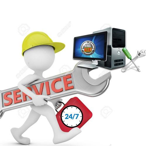 servicio técnico computadora reparar pc laptop mac teléfonos