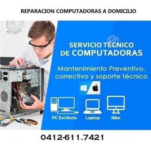 servicio tecnico computadoras