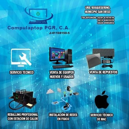 servicio técnico computadoras, laptop, redes y mucho mas ...