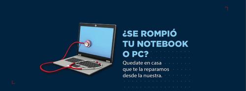 servicio técnico computadoras, netbook, notebook,pc