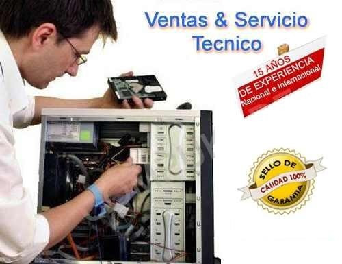 servicio técnico computadoras pc,laptop visitas a domicilio