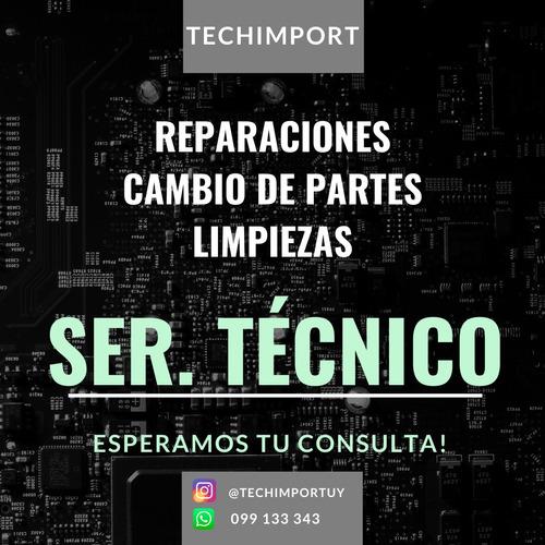 servicio técnico computadoras -  reparaciones - cambios -