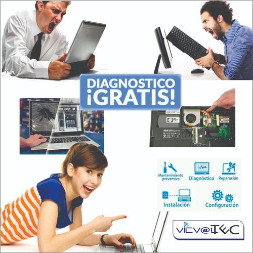 servicio tecnico computadoras, venta de laptop , pcs y mas.
