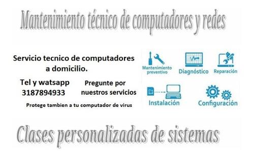 servicio técnico computadores.