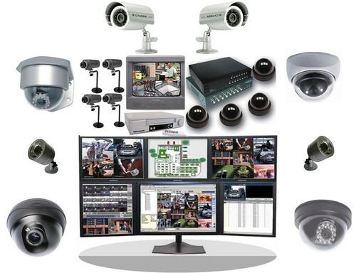 servicio tecnico, computadores, red y seguridad electronica