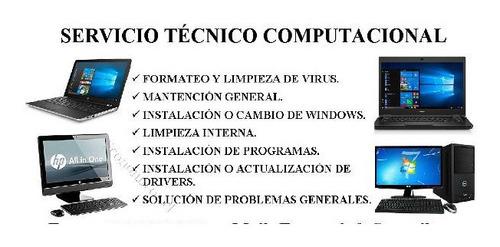 servicio tecnico (computadores, telefonos , televisores)