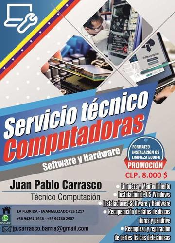 servicio tècnico computarizado