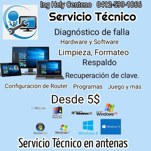 servicio tecnico confiable