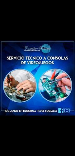 servicio técnico consolas