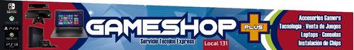 servicio técnico consolas ps4, xbox one, ps3,wii,control,pc