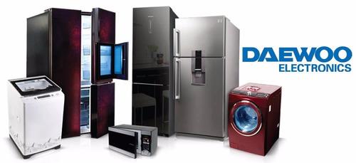 servicio tecnico daewoo, refrigeradoras, secadoras, lavaseca