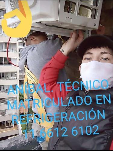servicio técnico de aire acondicionado: