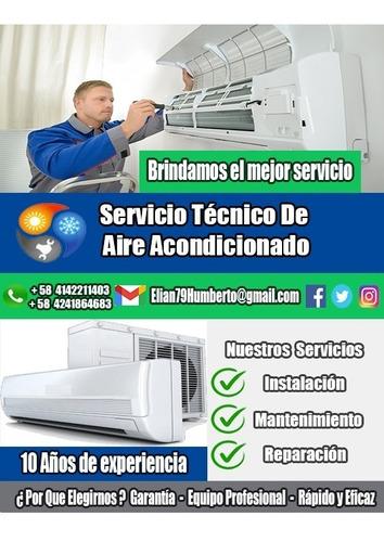 servicio tecnico de aire acondicionado