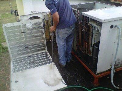servicio tecnico de aire acondicionado domestico, comercial,