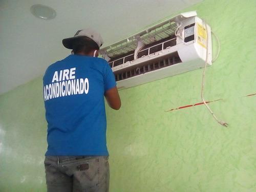 servicio técnico de aire acondicionado  el rey de gloria