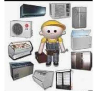 servicio tecnico de aire acondicionado y neveras. mecanica.