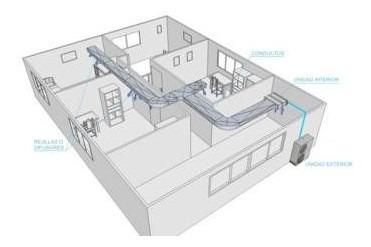 servicio técnico de aire acondicionado y refrigeración gral.