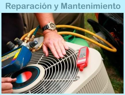 servicio tecnico de aireacondicionado y nevera a domicilio