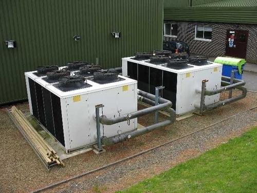 servicio tecnico de aires acondicionado chiller y electricid