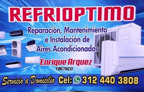 servicio técnico de aires acondicionados