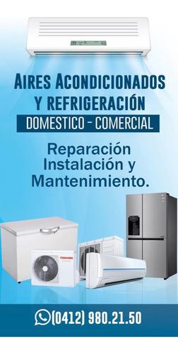 servicio tecnico de aires acondicionados y refrigeracion