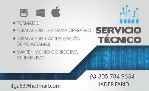 servicio técnico de apple mac