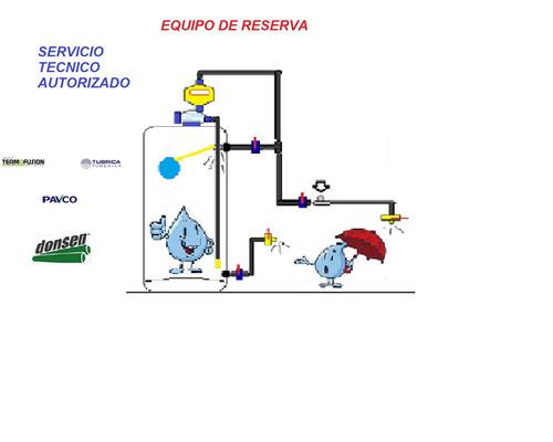 servicio técnico de bomba de agua e hidroneumatico