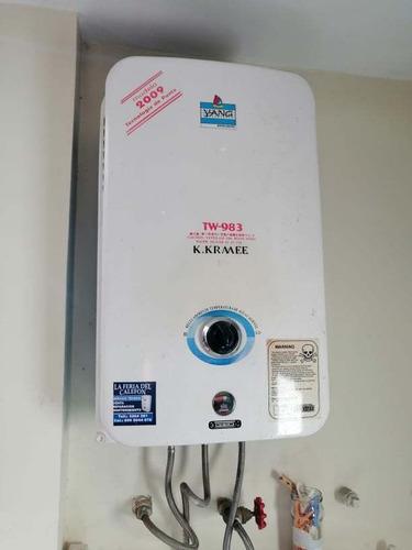 servicio técnico de calefones termostatos bombas plomero