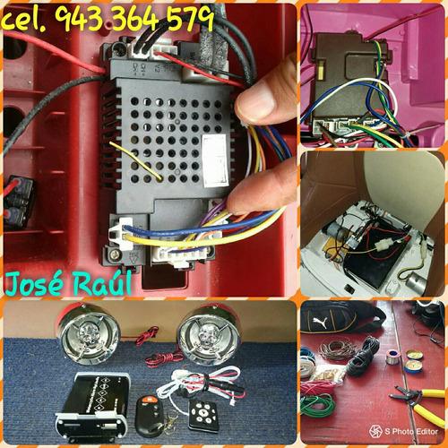 servicio tecnico  de carritos y motos a batería