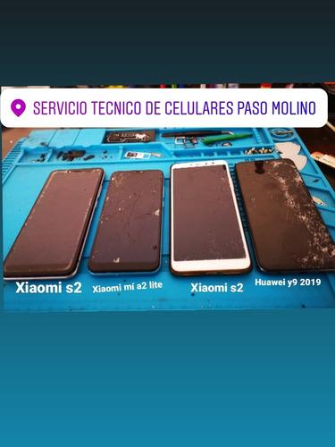 servicio técnico de celulares paso molino