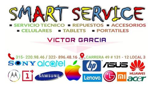 servicio tecnico de celulares, pc y tablets