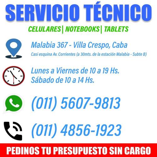 servicio técnico de celulares   reparación todas las marcas