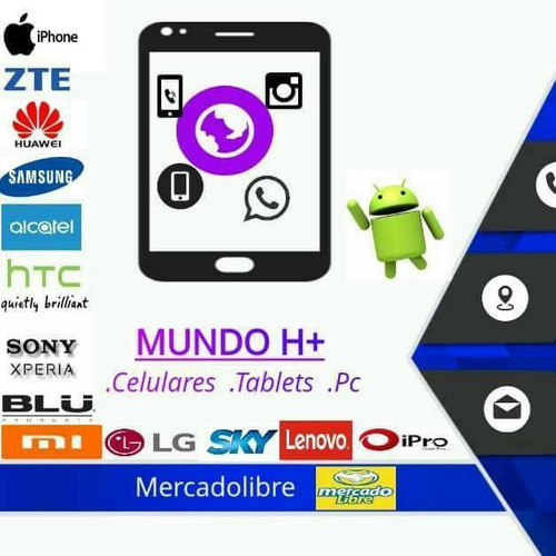 servicio tecnico de celulares y tablet