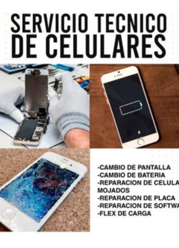 servicio técnico de celulares y tablets a domicilio