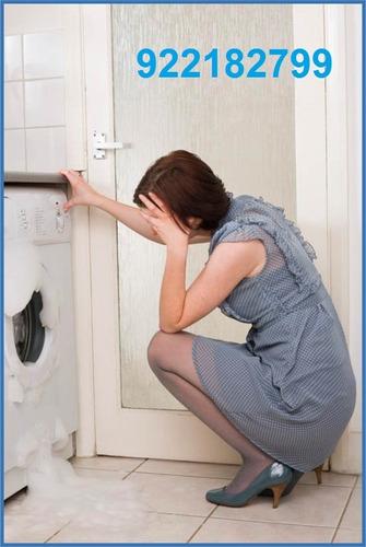servicio técnico de cocinas, lavadoras, secadoras 922182799