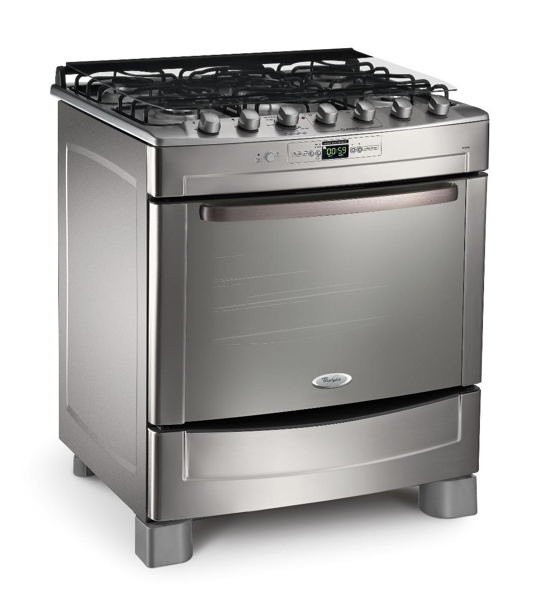 varios problemas con cocina whirlpool wf876c de 5 anafes