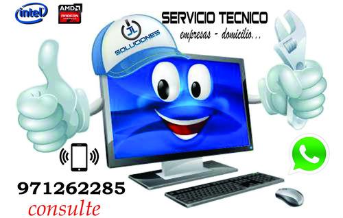 servicio técnico de computadoras a domicilio lima - callao