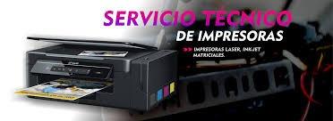 servicio técnico de computadoras, impresoras, etc