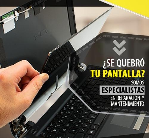 servicio técnico de computadoras laptop mac iphone ipad aio