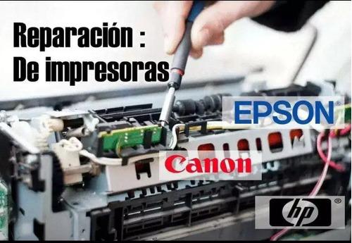 servicio tecnico de computadoras laptops impresoras y redes