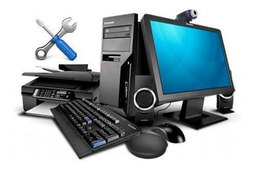servicio técnico de computadoras y electrónica, videovigilan