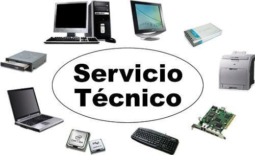 servicio tecnico de computadoras y mantenimiento a domicilio