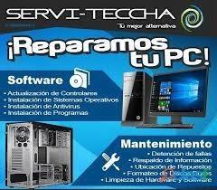 servicio técnico  de computadores garantizado