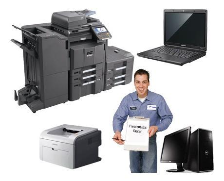 servicio tecnico de copiadoras
