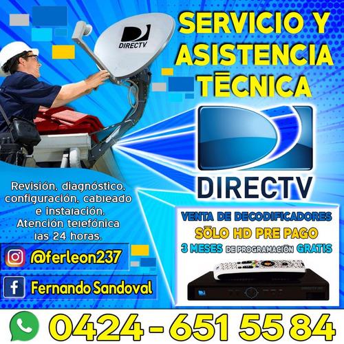 servicio técnico de directv aragua