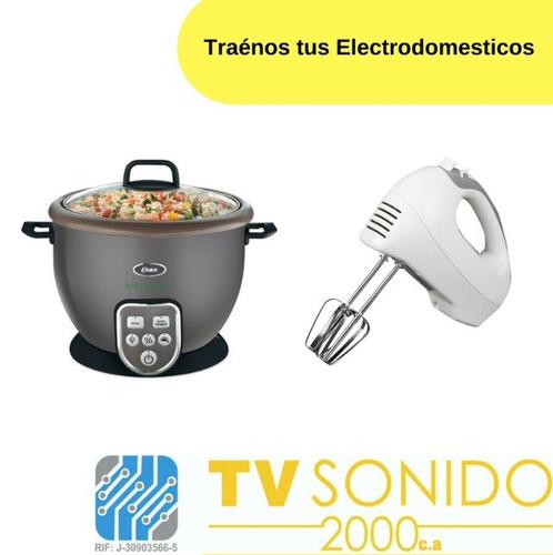servicio técnico de electrodomésticos licuadoras,planchas,