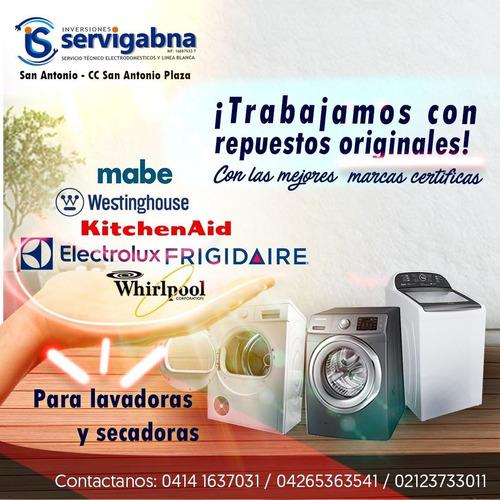 servicio técnico de electrodomésticos y linea blanca