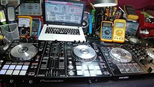 servicio técnico de equipos de sonido y audio digital fr