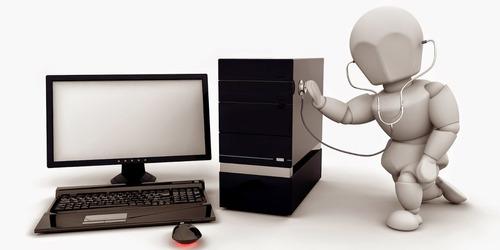 servicio tecnico de formateo y mantenimiento de computadoras